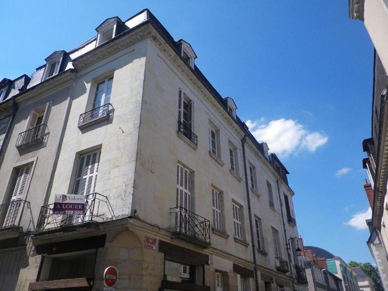 Appartement Tours 465 €/mois GES13660005-498