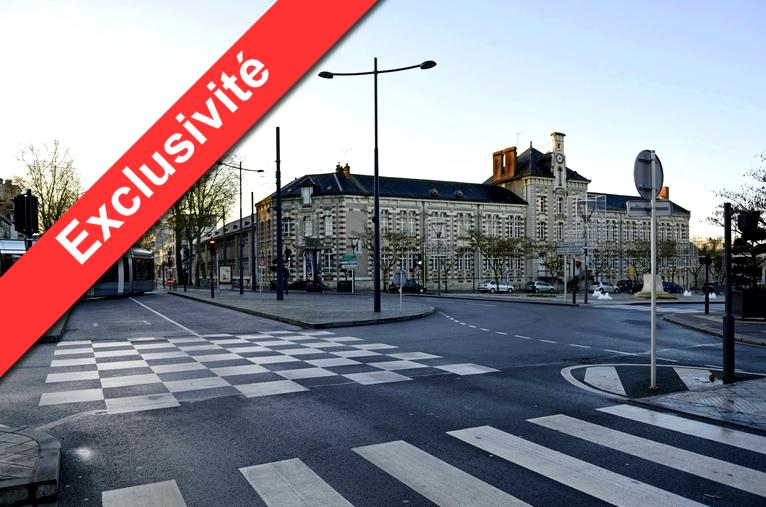 Appartement Tours 97 900 €  TAPP32519