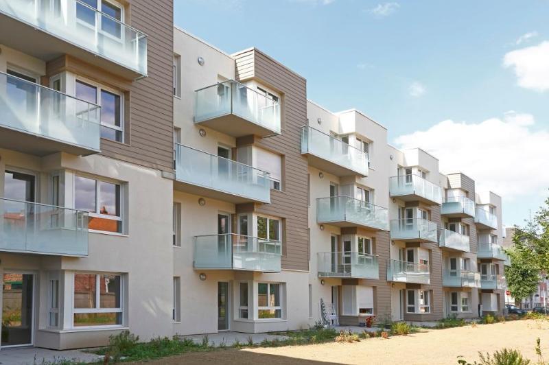 Appartement 2 pièces 46,55 m2 Saint-André-lez-Lille